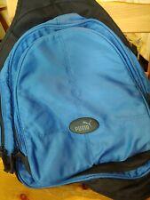 Puma crossbody bag very good condition, hardly used. Blue nylon.