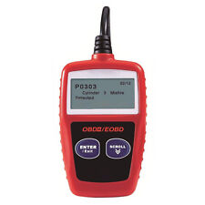 MS309 OBD2 OBDII EOBD Scanner Car Code Reader Data Tester Scan Diagnostic T E7W7