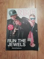 NME MAGAZINE 20 JANUARY 2017 RUN THE JEWELS / LOYLE CARNER & MORE
