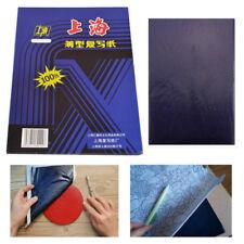 100 Sheets A4 Hand Stencil Transfer Paper Dark Blue Carbon Repro Hot