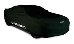 2010-2015 Camaro Genuine GM Premium Indoor Car Cover Black 20960814