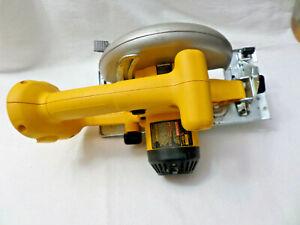 "Dewalt DW939 6-1/2"" 18 Volt Circular Saw Tested Good working Condition TOOL ONLY"