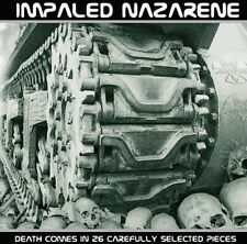 Impaled Nazarene-Death Comes in 26 carefully selected pieces CD SEALED Mayhem
