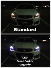 HOLDEN COMMODORE UTE-WAGON-SEDAN VE-VF FRONT PARKERS LED KIT - SUPER BRIGHT!!!