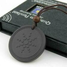 7Energy Pendant Scalar Quantum 3000 Negative Ions Necklace Emf Protection
