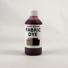 BORDEAUX Fabric Dye for Sofa, Clothes, Denim, & more. Repairs & Re-Colours