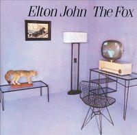 ELTON JOHN The Fox CD BRAND NEW Remastered