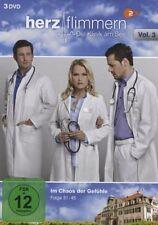 HERZFLIMMERN, Die Klinik am See, Vol. 3 (3 DVDs) NEU+OVP