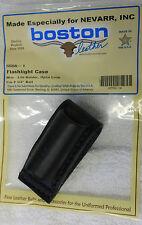 BOSTON LEATHER MINI-MAG LIGHT HOLDER CASE 5556-1