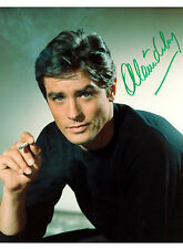 PHOTO ALAIN DELON  11X15 CM  # 1