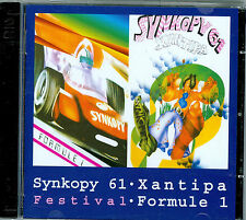 SYNKOPY 61 - FESTIVAL & XANTIPA & FORMULE   double CD # sold out title
