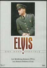 DVD - ELVIS PRESLEY : LES NOMBREUX AMOURS D' ELVIS / COMME NEUF