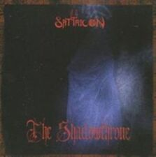 The Shadowthrone by Satyricon CD