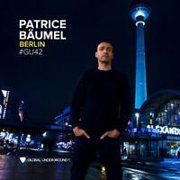 Global Underground #42:Patrice Bäumel-Berlin 2CD NEU OVP