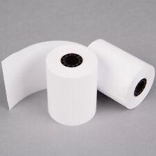 (50 Rolls) 2 1/4 x 85' First Data FD130 FD50 FD400 FD55 FD100Ti Thermal Paper