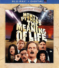 Monty Pythons The Meaning of Life (Blu-ray Disc, 2013, 30th Anniversary Edition)