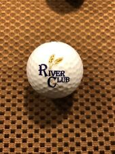 LOGO GOLF BALL-RIVER GOLF CLUB...MYRTLE BEACH, SC AREA..