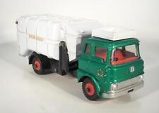 Dinky Toys Bedford Refuse Truck metallic dunkel-grün frühe Version #963