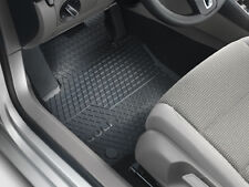 Genuine Volkswagen MK5/6 Golf Front Rubber Floor Mats RHD