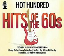 Hot Hundred Hits of The 60s 4 CDs Set100 Recordings &