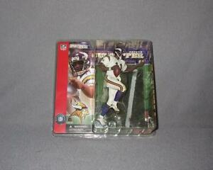 New Minnesota Vikings Dante Culpepper McFarlane's Action Figure 2001 NFL*