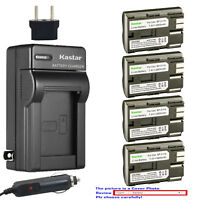Kastar Replacement Battery for Canon BP-511 CG-580 & Optura 200MC Optura Pi