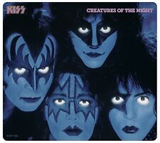 Sticker Kiss Creatures of the Night Album Cover Art Rock Metal Music Band Decal