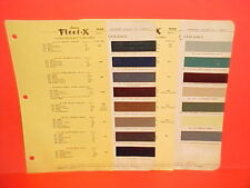 1940 CHEVROLET CAR MASTER DELUXE CABRIOLET CONVERTIBLE COUPE SEDAN PAINT CHIPS
