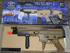 FN Herstal SCAR-L Tactical Spring Powered Airsoft Rifle Air Soft BB Gun 400FPS