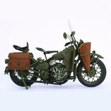 1:6 Scale WWII Army Motorcycle Vehicle for 12'' Soldier Story Dragon Figure