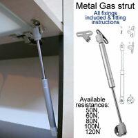 Cabinet Door Gas Strut Stay 120N 160-247mm Soft close hinge GTV