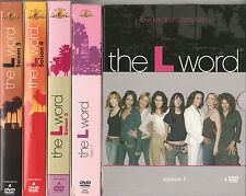 THE L WORD saisons 1 à 5 DVD 5 COFFRETS 20 dvd série