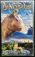 Dinosaur VHS Videotape Walt Disney Classics Animated Children's Film