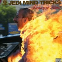 Jedi Mind Tricks - Legacy of Blood [New Vinyl LP] Explicit, Red