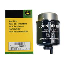 John Deere RE62418 Fuel Filter T118577