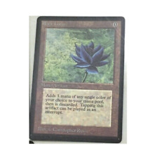 Mtg Proxy 4 x Black Lotus