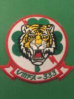 VMFA-333 Patch Vietnam War Tiger Clover Large Patch Badge E104