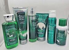 Bath & Body Works Vanilla Bean Noel Collection
