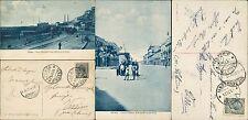 Licata 2 cartoline 1924 Agrigento
