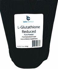 Pure L-Glutathione Reduced Pharmaceutical Grade (1 Pound)