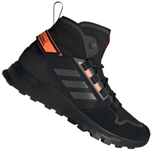 Adidas Terrex Hikster Mid Trail Trainers Shoes UK 8.5 EU 42 2/3