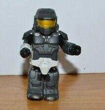 "Kubrick Halo Master Chief Mini Figure 2008 Microsoft Video Game 2.5"" Tall"