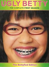 Ugly Betty ~ The Complete First Season ~ 6-Disc DVD WS Set ~ FREE Shipping USA