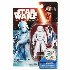 Star Wars 2015 The Force Awakens -- First Order Snowtrooper -- Action Figure
