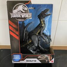Mattel Jurassic World Indoraptor Dinosaur Figure (FVW27) Brand New And Sealed