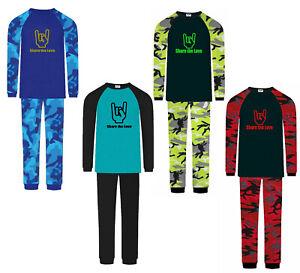 Jujak Share the Love Pyjamas Loungewear Premium Quality