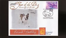 French Bulldog 2006 C/I Year Of The Dog Stamp Cover 3