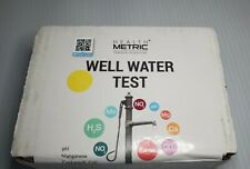 Well Water Test Kit for Drinking Water - Quick and Easy Home Water Testing Kit