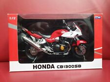 Automaxx Honda CB 1300 SB Motorcycle model scale 1:12 MIB OVP Quite well detaile