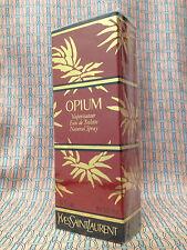 Vintage 1990s YSL Opium SEALED 1.6 oz 50 ml Eau de Toilette Spray OLD FORMULA